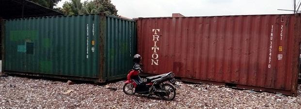 Harga Container