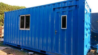 Harga Container Office 20 feet