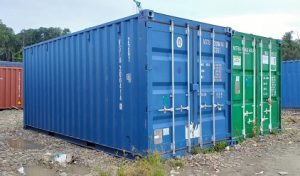 harga kontainer baru