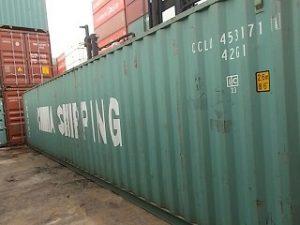 Harga Container 40 feet Bekas