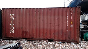 Harga Container bekas