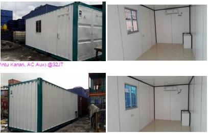 Jual Container Modifikasi