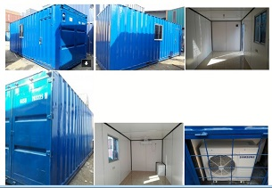 Jual Container Modifikasi jakar