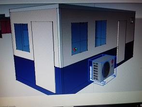 Sewa Container Office terpecaya