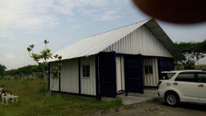 Rumah Kontainer Jakarta bagus