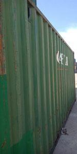 Harga Container Bekas 20 Feet
