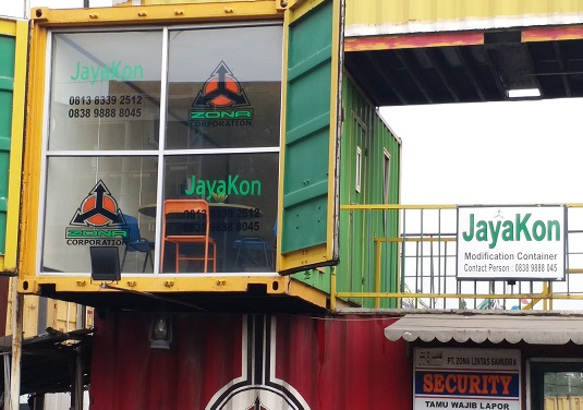 Container Jakarta