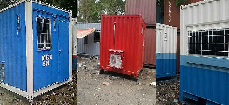 Jual Container 10 feet