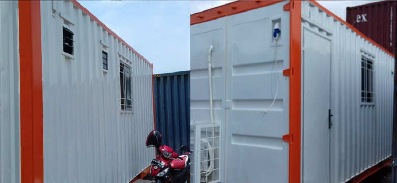 Jual Container 20 Feet Office