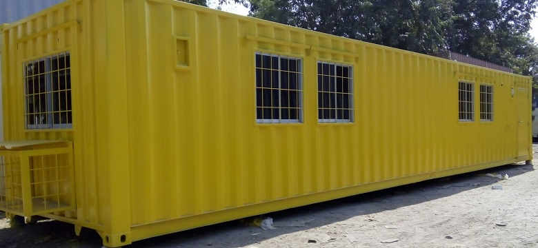 Jual Container 40 Feet Office