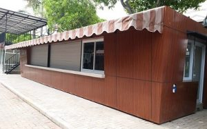 Jual Cafe Container