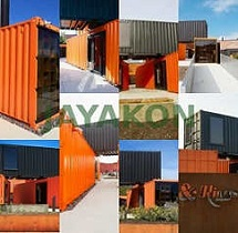 Jual Container Gudang